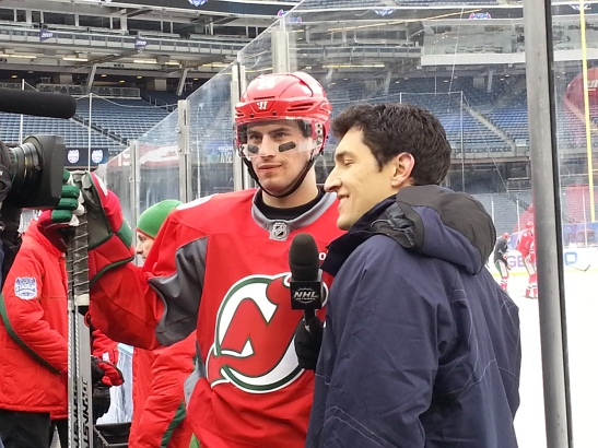 Adam Henrique (c) 2014 Michelle Kenneth