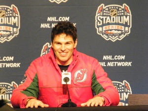Jaromir Jagr (c) 2014 Michelle Kenneth for Inside Hockey