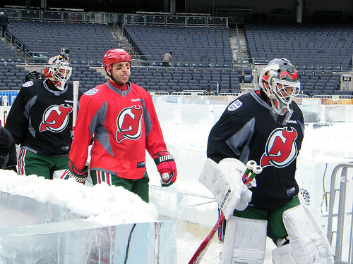 New Jersey Devils (c) 2014 Michelle Kenneth
