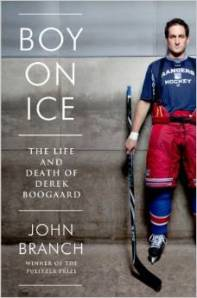 John Branch's book is set to be released on October 1, 2014.